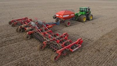 Crónica de una tecnología innovadora: la historia de las sembradoras air drill