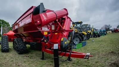 Con una fuerte caída en las ventas, la maquinaria agrícola avizora un futuro de recuperación con una nueva campaña récord