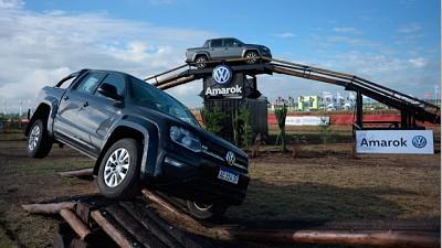 Volkswagen Argentina en Expoagro 2019