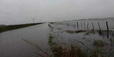 Inundaciones: drama en los campos del norte y en la cuenca lechera de Santa Fe