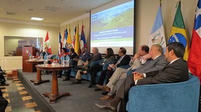 Autoridades de Ambiente y sectores productivos de América Latina y el Caribe se reunirán en Buenos Aires en el marco de la Reunión Anual de la Iniciativa 20x20
