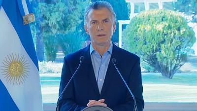 Macri busca revertir el golpe y anunció un paquete de medidas para reconquistar al electorado