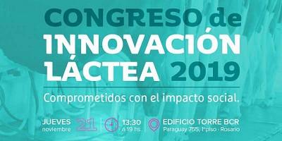 Congreso de innovación láctea 2019