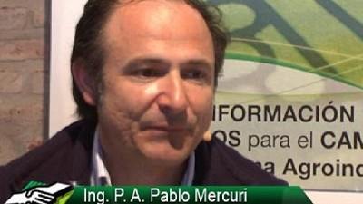 �Qu� va a pasar con las lluvias?, le preguntamos a Pablo Mercuri - Director de INTA