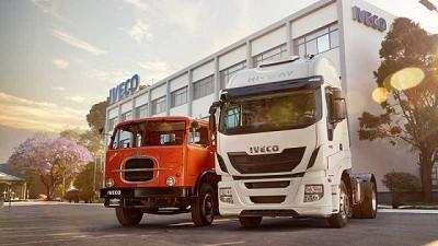 IVECO Argentina cumple su décimo año de liderazgo en el mercado de camiones de más de 16 toneladas