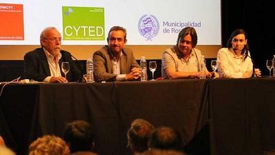 Más de un centenar de científicos participan de un congreso global en la BCR