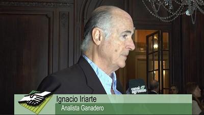 Ignacio Iriarte desde Europa analiza amenazas y oportunidades en la exportación de carne