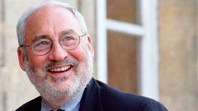 """Joseph E. Stiglitz: """"Es un momento crítico para el futuro de Europa"""""""