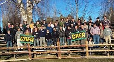Mejoró el humor de los grupos CREA post-encuesta; con Eugenio de Bary