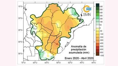 La cuenca del plata se seca – CCA/Agrositio