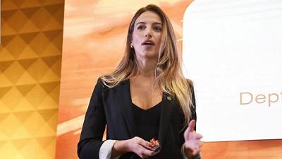 """Sofía Gayo - """"Está creciendo el uso de cultivos de servicios, pero todavía es relativamente baja"""""""