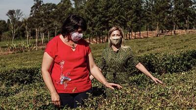 Impulsan campa�a para empoderar a las mujeres rurales frente a la pandemia