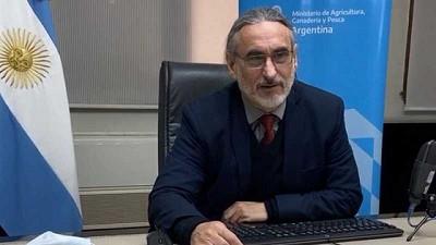 """Basterra: """"YPF Agro será un jugador de peso y de referencia en el sector agroexportador"""""""
