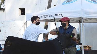 Angus largó la primera jura de la Argentina