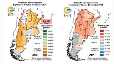 Se agudiza la sequía en gran parte de la Argentina