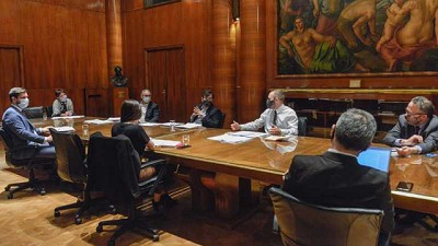 """El Gobierno y la CAA debaten desde hoy una ley para """"blindar"""" al agro"""