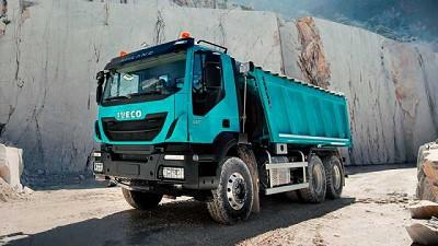 Un nuevo extrapesado se suma a la oferta de IVECO en Argentina