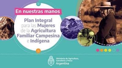 Agricultura destinará $600 millones para financiar proyectos de mujeres rurales en el marco del plan