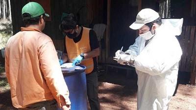 El RENATRE detectó presunta explotación laboral en un establecimiento forestal en Misiones