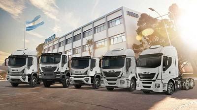 IVECO Argentina líder en el mercado de camiones de más de 16 toneladas por undécimo año consecutivo