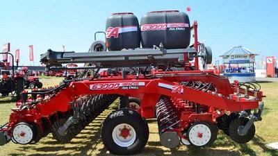 Apache incorpora tecnología de Precisión Planting en su sembradora Air Dril 63000