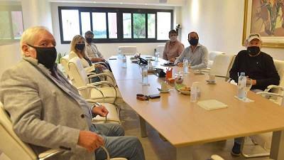 Autoridades nacionales se reunieron con productores y trabajadores tamberos en Santa Fe