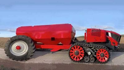 Horsch prepara una sembradora robot