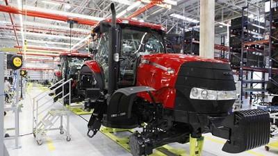 CNH duplicará su producción nacional de tractores y cosechadoras