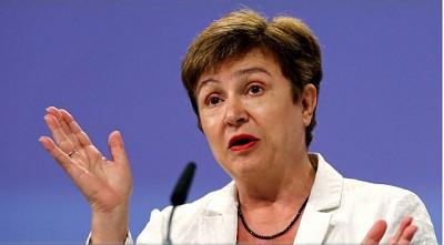 Kristalina Georgieva prevé un crecimiento global mayor al esperado, pero más desigual