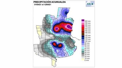 El clima entre salteos y excesos – CCA/Agrositio