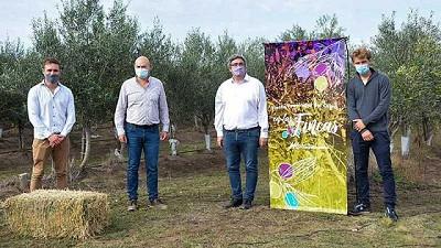 El ministro Rodríguez destacó la calidad de la producción olivícola bonaerense, en el marco de la 12° Fiesta Provincial en Coronel Dorrego