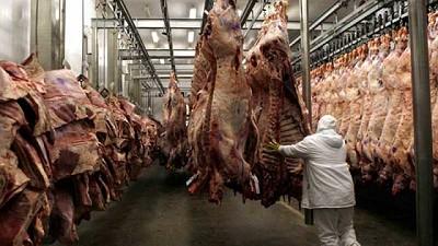 En marzo la faena de bovinos alcanzó 1.14 millones de cabezas