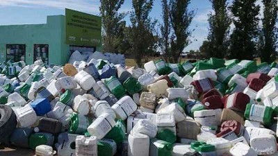 Fitosanitarios: OPDS multa a empresas que incumplen con la recolección de envases