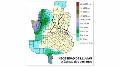Cerró mayo con un saldo pluvial muy favorable - CCA/Agrositio
