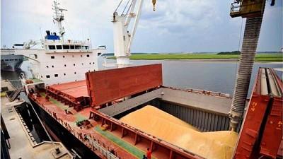Pese al paro y la bajante del río, liquidación de agrodólares en mayo aumentó 82% interanual
