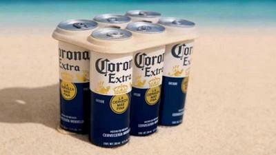 Corona es la primera marca mundial de bebidas en alcanzar el