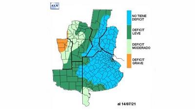 Predomina la buena disponibilidad de humedad – CCA/Agrositio