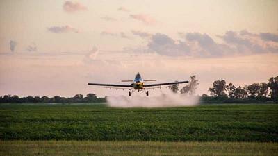 Aeroaplicación en el Chaco: llegar en el momento justo
