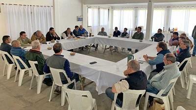Las rurales entrerrianas debaten medidas de fuerza ante la extensi�n del cepo a las exportaciones