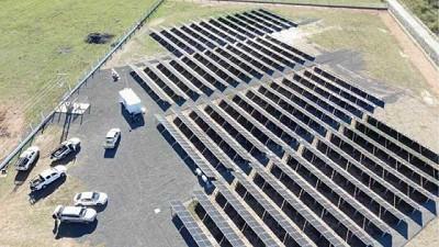 Una cooperativa concretó un proyecto sustentable: inauguraron en Corrientes una Central Solar Fotovoltaica