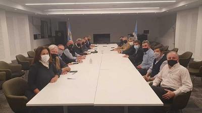 La mesa de enlace y el consejo agroindustrial fortalecieron el dialogo interno