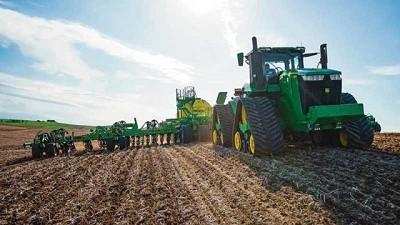 La oferta de leasing para máquinas agrícolas