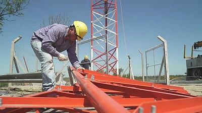 Avanza la construcción de torres para la detección de incendios en el delta del Paraná