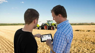 De la cosecha de granos a la cosecha de datos