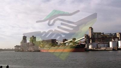 El polo agroindustrial del Gran Rosario tiene capacidad para embarcar 166 M de toneladas de granos por año