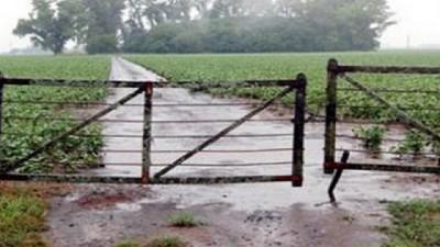 Precipitaciones abundantes sobre el norte del área agrícola