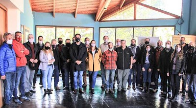 Encuentro regional en la Patagonia Norte para el desarrollo sustentable del sector acuícola