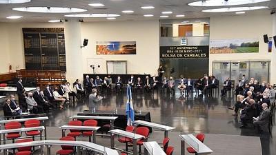 AFAT participó de la primera reunión plenaria presencial del CCA