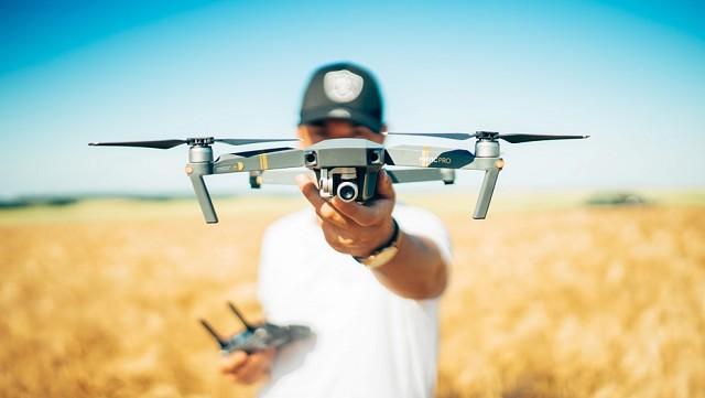 Drones en el agro: para qué se usan y cómo se eligen